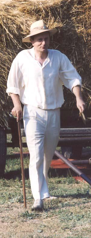 Paolo Fiorindo, Sior Paron (cortesia dell'autore).