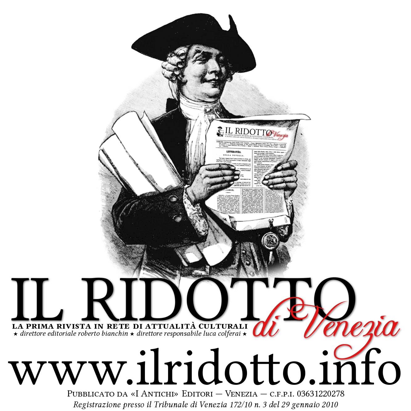 Il Ridotto di Venezia - www.ilridotto.info